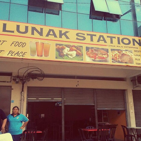 Western Food @ Lunak Station