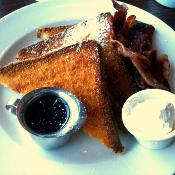 Grand Hotel French Toast @ Boulevard Woodgrill