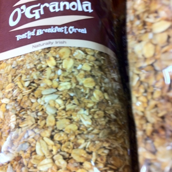 Paddy O'Granola @ The Gourmet Store