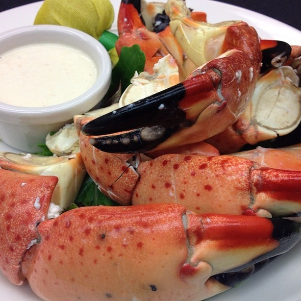 Stone Crab @ Mark's Prime Steakhouse