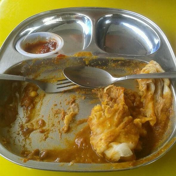 Roti Canai @ Restoran Al Salam Nilai