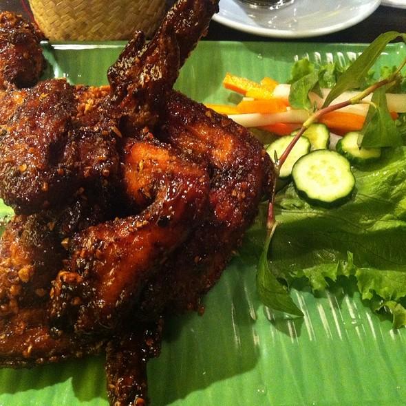 Spicy Wings @ Pok Pok Noi
