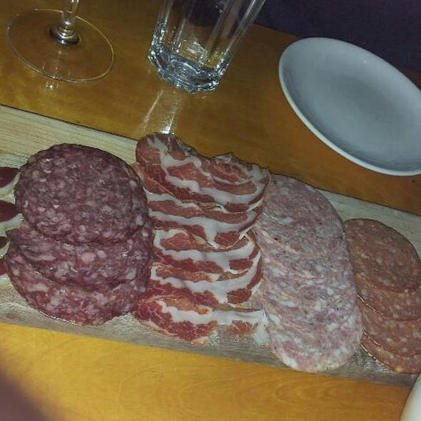 House Cured Meats: Salumi, Prosciutti, Liver Mousse @ The Black Hoof