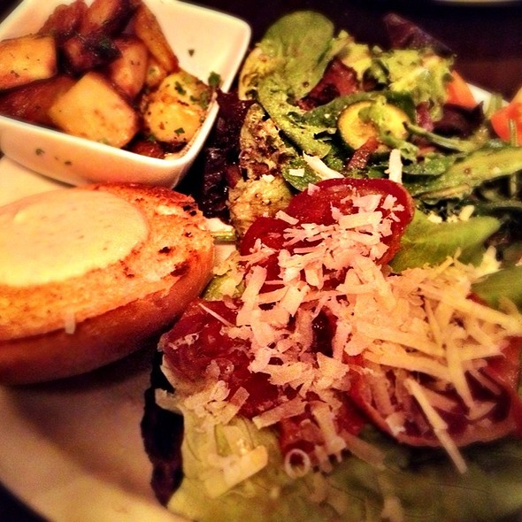 Ceaser Burger @ Terrazza