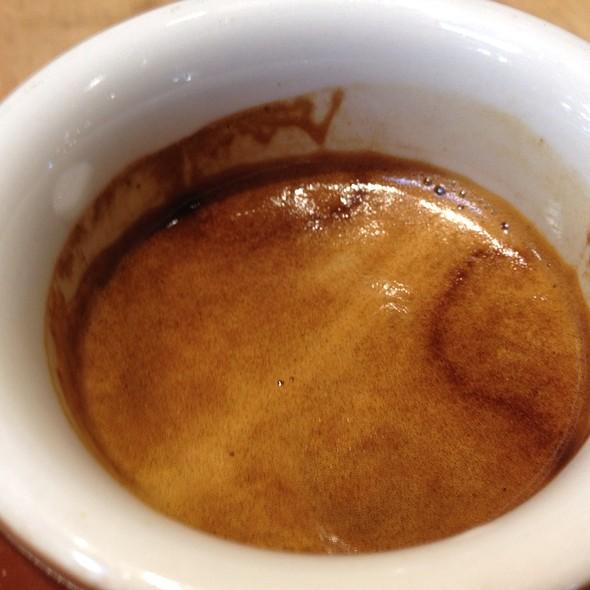 Espresso @ Terrain