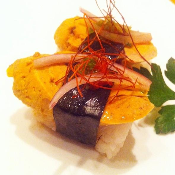 Ankimo (Monkfish Liver)