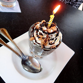 Birthday Triffle