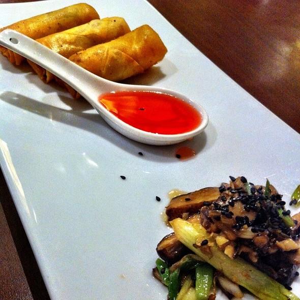 Duck Spring Roll - Fresh Restaurant & Lounge @ Sheraton Guildford, Surrey, BC