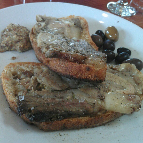 Pork Toast @ Hair of the Dog Brewery & Tasting Room