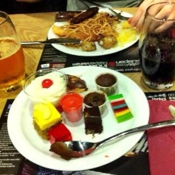 Cake @ Alberto's Cafe!!!