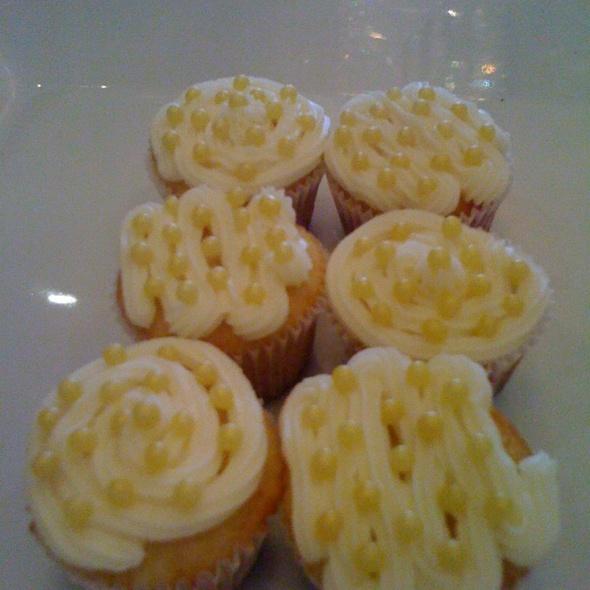 Citrus-scented Cupcakes