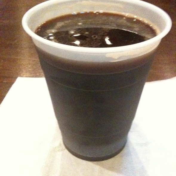 Oatmeal Stout @ Rocky Mountain Pizza Company