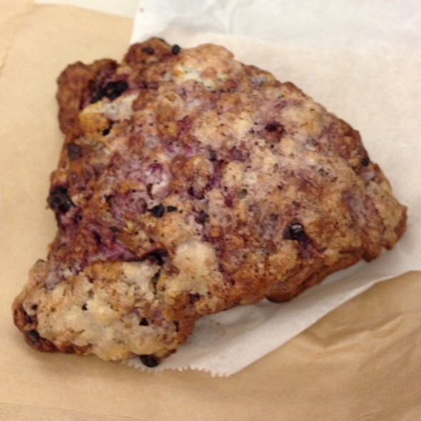 Blackberry Scone @ Arizmendi Bakery Cooperative