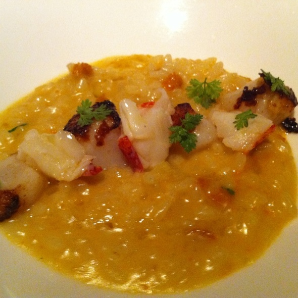Urchin Lobster Risotto @ Prospect