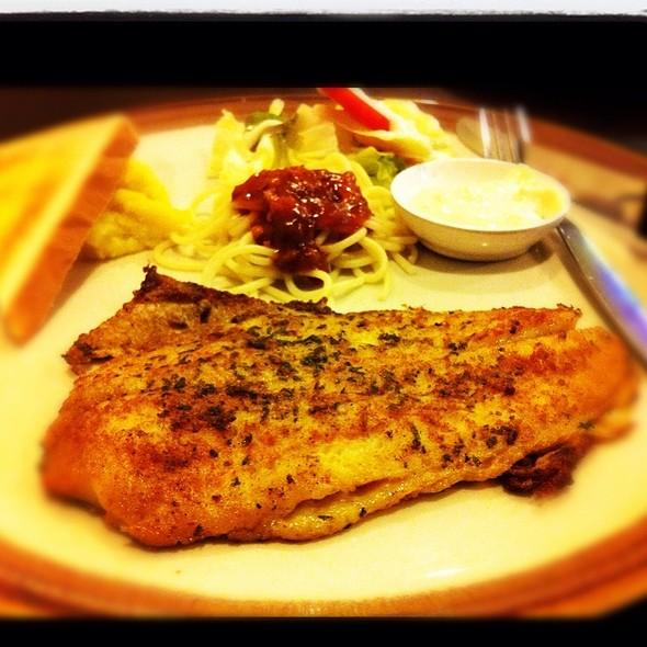 Spicy Fish Steak @ Steak BOX พระประแดง