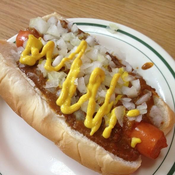 Coney Hot Dog @ National Coney Island