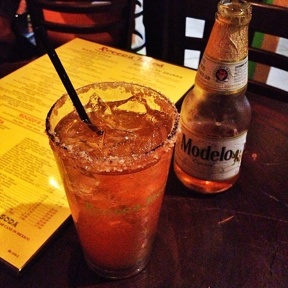 Michelada - Rocco's Tacos & Tequila Bar - Orlando, Orlando, FL