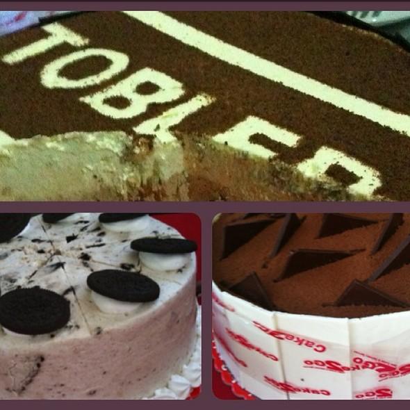 Devil's Food Cheesecake @ Cake2Go