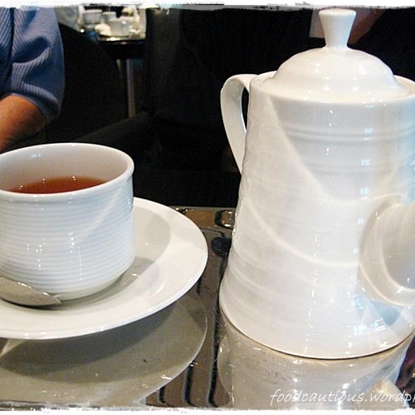 Devonshire Tea @ The Tea Room
