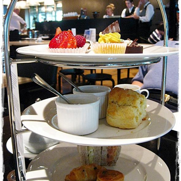 Afternoon Tea Set @ The Tea Room