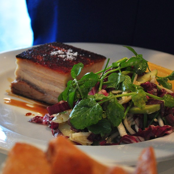 Pork Belly @ The Book Kitchen