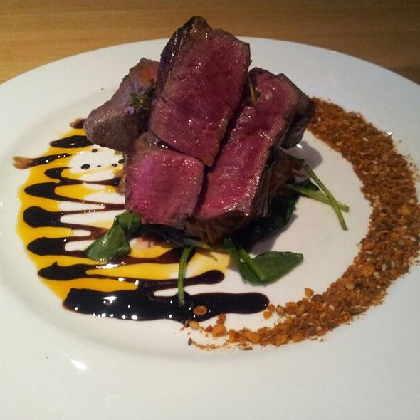 Southland Venison @ Alivate Restaurant and Bar