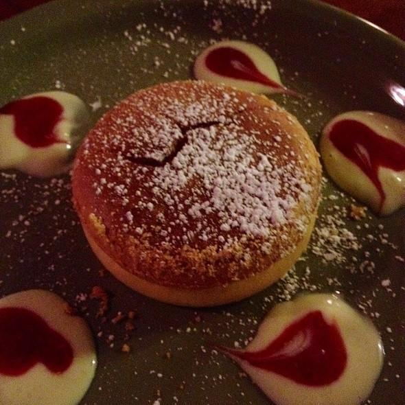 Ricotta Cheesecake - Colori Kitchen, Los Angeles, CA