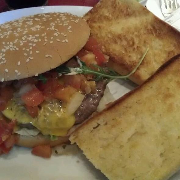 Italian Block Burger