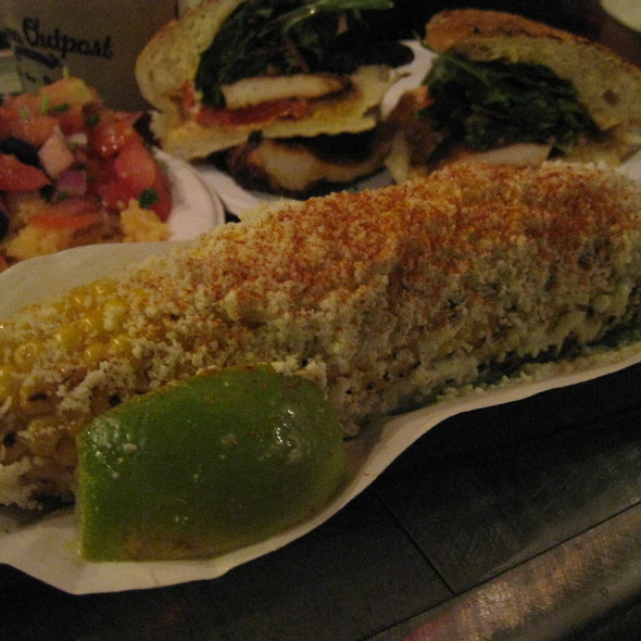 Famous Corn @ Habana Outpost