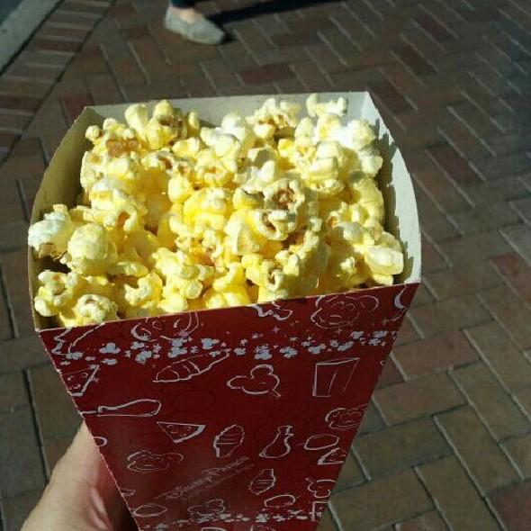 Buttered Popcorn @ Disneyland, Anaheim, CA