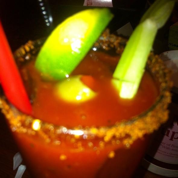 Spicy Mary @ Mimi's Cafe
