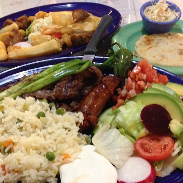 carne asada - Tropicos Breeze, Seattle, WA