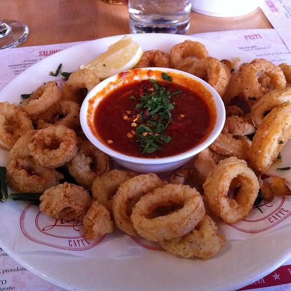 Fried Calamari @ Lugo Caffe
