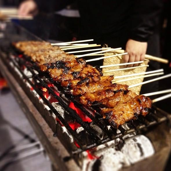 Pork Satay @ Toronto Underground Market