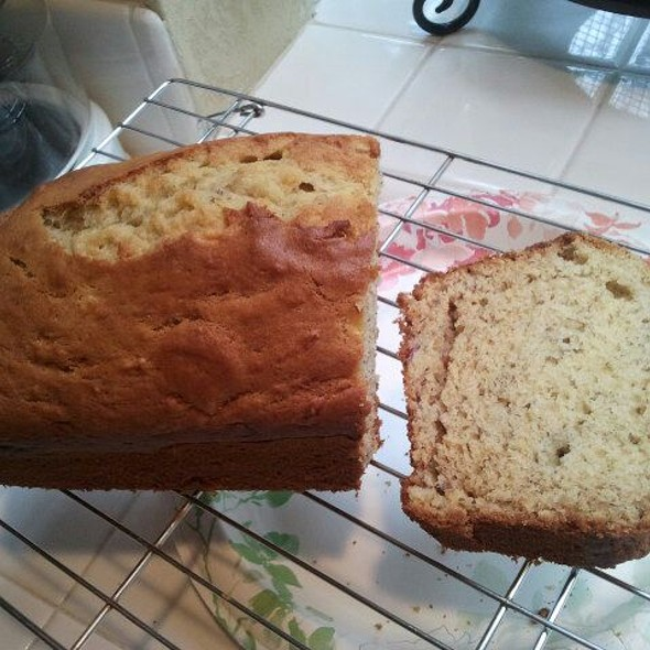 Banana Bread @ Home