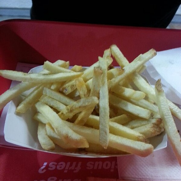French Fries @ In-N-Out Burger