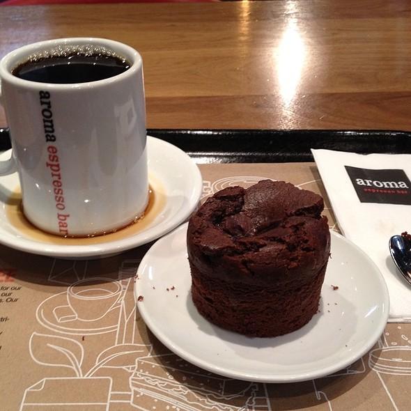 Chocolate Fondant And Coffee