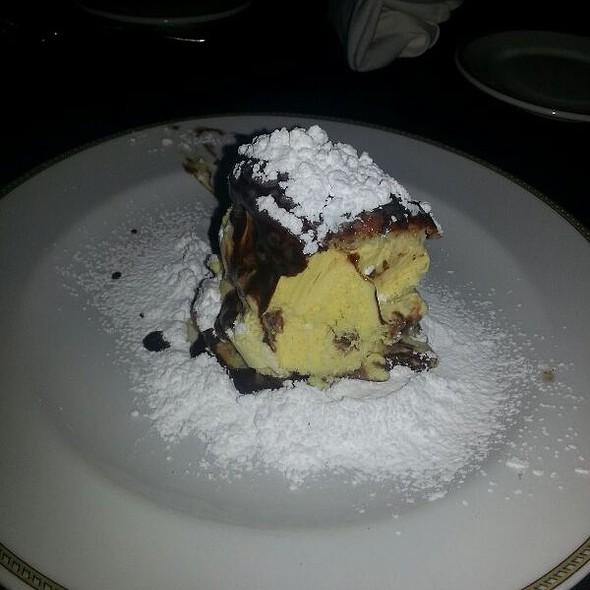 Bread Pudding @ Dreams Palm Beach Resort Hotel