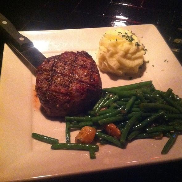 Saratoga Ribeye - Harry's Grille & Tavern, Charlotte, NC