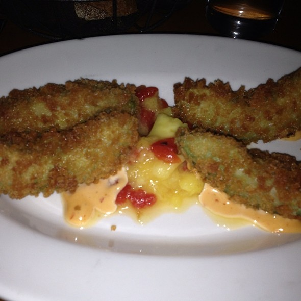 Fried Avocado @ Rainwater Grill