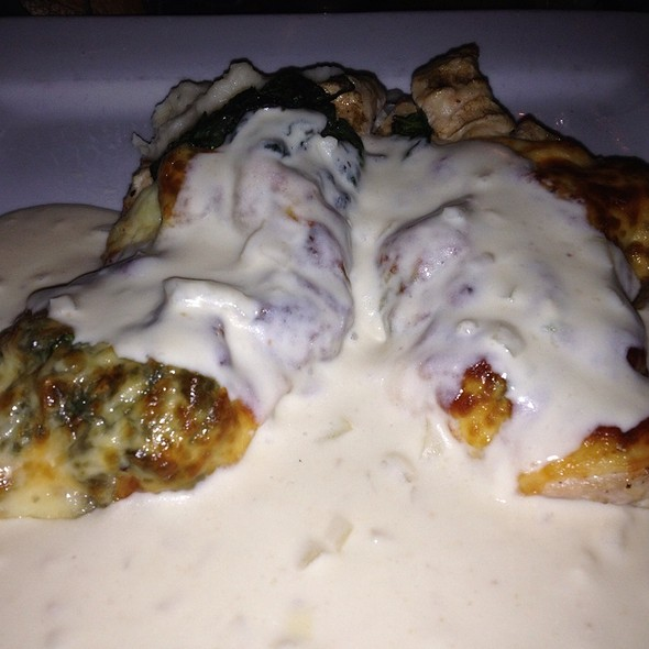 Chicken With Provolone @ Rainwater Grill