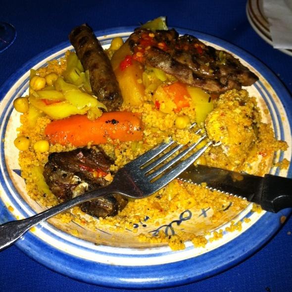 Couscous De Chef @ L'etoile De Tunis