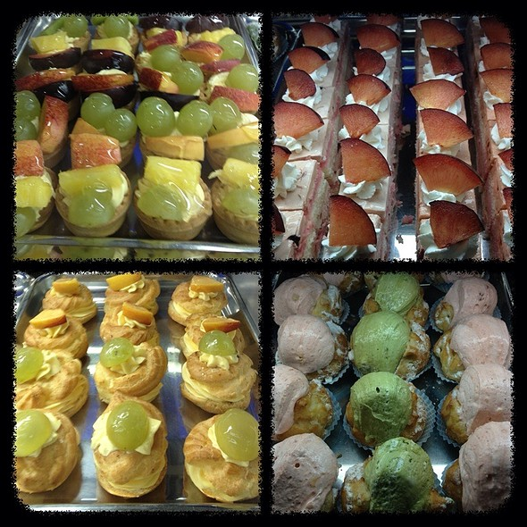 Italian Pastries @ Russo Michele