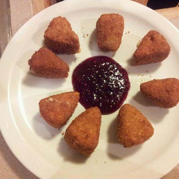 Deep Fried Camembert @ Robs House