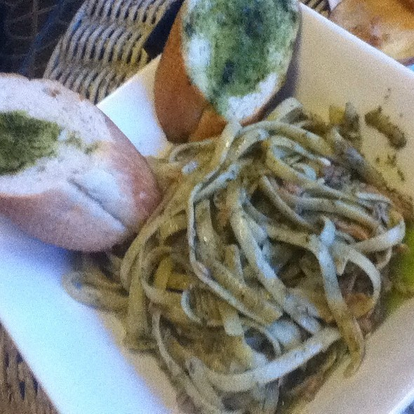Tuna Pesto Pasta @ Loreland Farm Resort