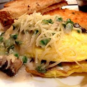 Northwoods Omelet