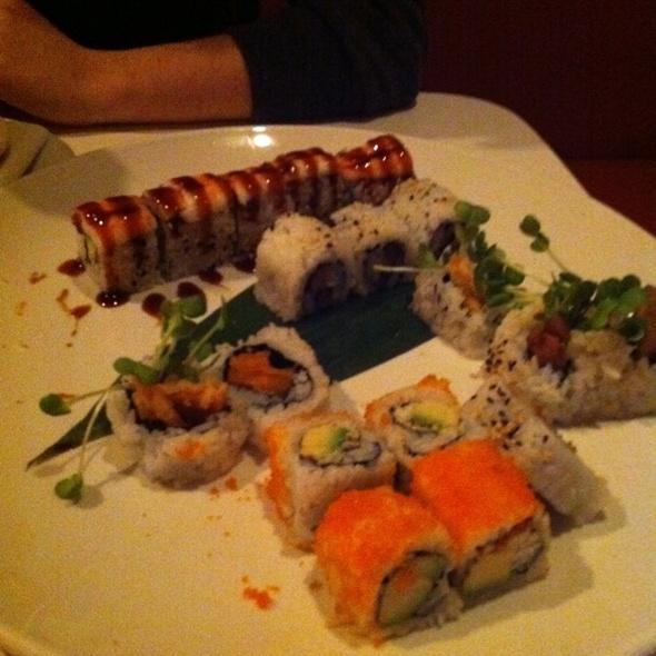Sushi - Wasabi Sushi Bistro, Winnipeg, MB