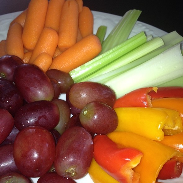Fruit and veggies @ Josh & Diana's Home