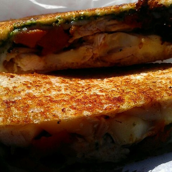 Harvest Melt @ The Grilled Cheeserie