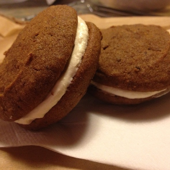 Pumpkin Whoopie Pies @ Seattle Gluten Free Foodies (Personal Chef Service)